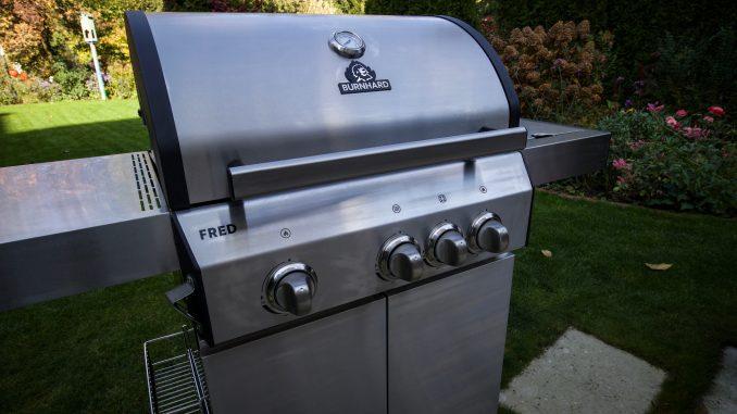 Outdoorküche Mit Gasgrill Cover : Coobinox drehspieß rotisserie be fit gasgrill luxus linie